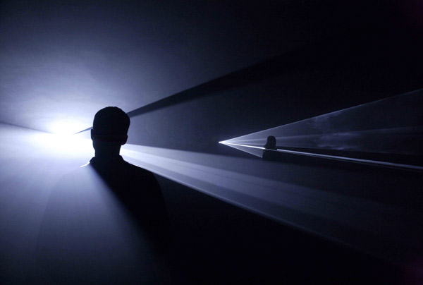 Anthony Mccall_s You and I, Horizontal (2005)