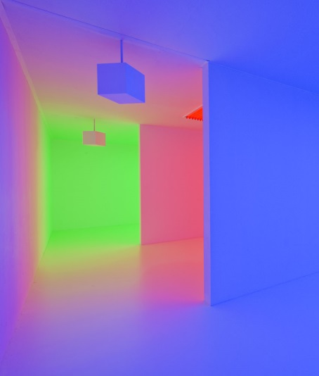 Carlos Cruz-Diez_s Chromosaturation (1965-2013)