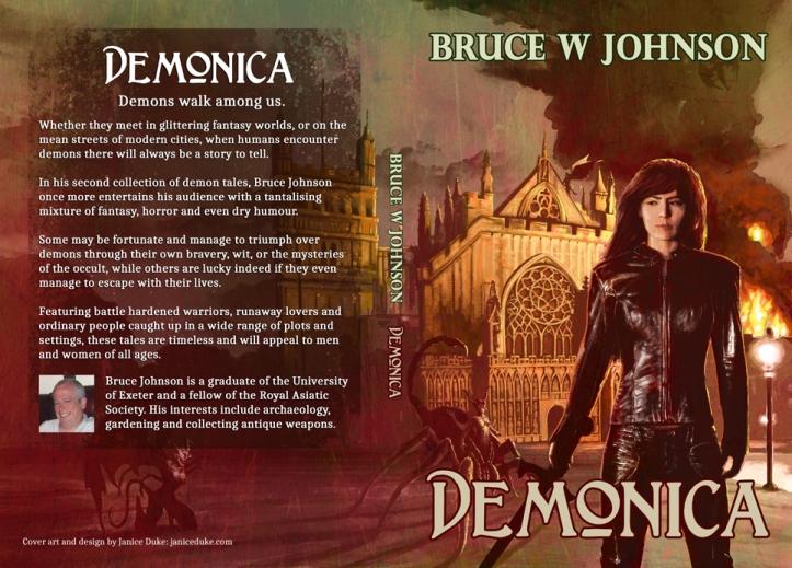 Demonica Cover